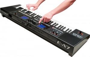 đàn organ Roland E-A7 8