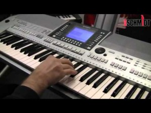 Cách kiểm tra đàn Organ cũ