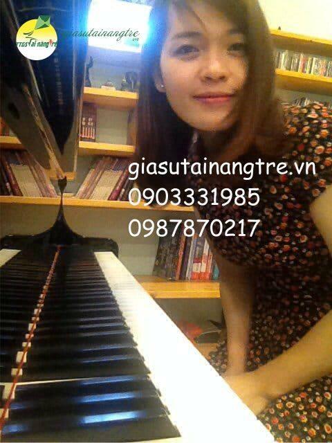 Gia sư dạy kèm đàn Organ tại quận 10