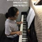 Gia sư dạy kèm đàn Organ tại quận 12