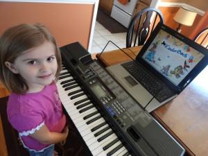 Gia sư dạy kèm đàn Organ tại TPHCM