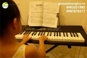 Nhận gia sư dạy đàn Organ tại quận 7