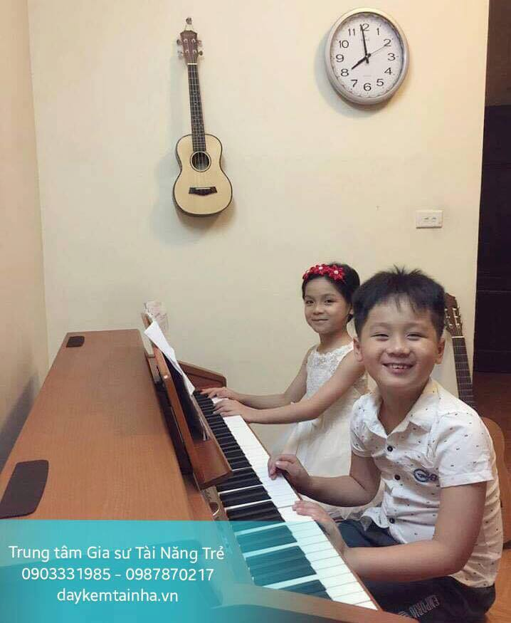 Tìm gia sư dạy đàn Organ tại quận Tân Bình
