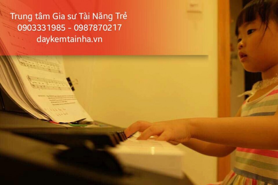 Gia sư Thành Được - Nhận giáo viên dạy đàn Organ tại nhà
