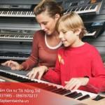 Dạy học đàn Organ tại nhà
