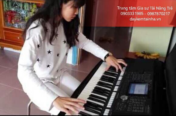 Nhận dạy đàn Organ tại TP HCM