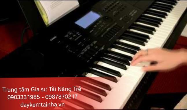 Nhận dạy đàn Organ tại nhà TP HCM