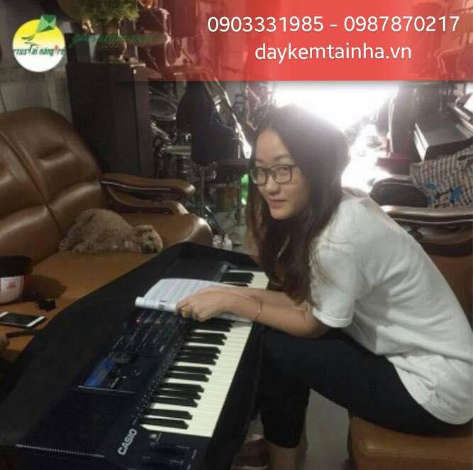 Nhận dạy học đàn Organ tại nhà