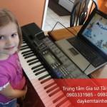 Nhận dạy kèm Organ tại nhà TP HCM