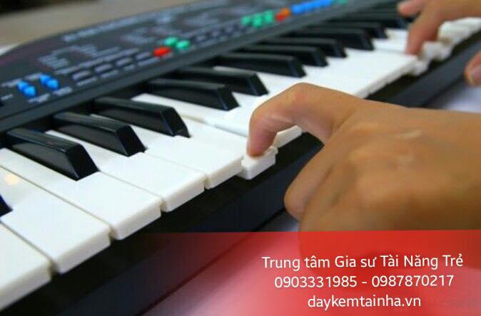 Nhận gia sư dạy Organ tại nhà